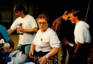 Irmgard Thiede war die Mutter der Nation - sorgte für Verpflegung